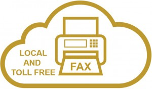 Local and Toll Free eGoldFax Fax Numbers